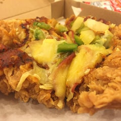 Photo taken at KFC by Patrick D. on 7/29/2015