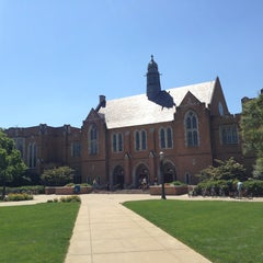 Photo taken at South Dining Hall by Ben D. on 6/19/2013