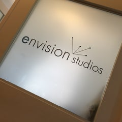 Photo taken at Envision Studios by Yulia S. on 6/17/2015