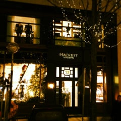 Photo taken at Hackett London by Nick D. on 12/16/2013