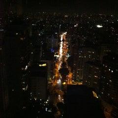 Photo taken at Restaurante Arola Vintetres by Marcelo S. on 11/22/2012