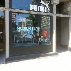 Photo taken at The PUMA Store by Richard T. on 9/20/2013