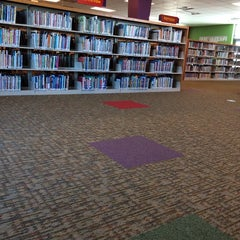 Photo taken at Greenfield Public Library by Thomas H. on 1/28/2014