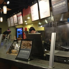 Photo taken at Qdoba Mexican Grill by Aimee B. on 2/21/2013