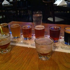 Photo taken at River City Brewing Company by De'Angelo F. on 10/19/2012