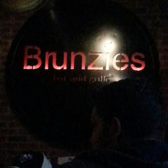 Photo taken at Brunzies Bar & Grill by BreeAnne B. on 10/20/2013