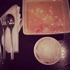 Photo taken at Chedi Thai Bistro by Kandice W. on 11/18/2012
