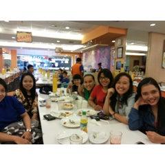 Photo taken at D'Cost Seafood by Novita Sari M. on 7/27/2014