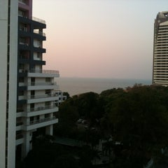 Photo taken at Green Park Resort Pattaya by Andrey V. on 1/20/2013