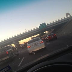 Photo taken at Traffic On I-35 by Anthony O. on 12/5/2012