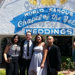 Photo taken at World Famous Chapel of the Bells by Lily B. on 8/10/2013