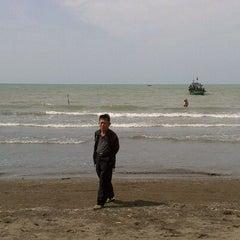 Photo taken at Pantai Randusanga Indah by Tiara N L. on 8/9/2013