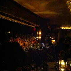 Photo taken at Flatiron Lounge by Bombi U. on 3/3/2013