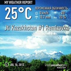Photo taken at Jti Kazakhstan #1 Remizovka by Evgeniy🚬😜 V. on 7/10/2013
