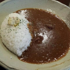 Photo taken at ふら~っと。カレー店 プコ家 by Daseong L. on 8/3/2015