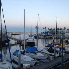 Photo taken at Redondo Beach Marina by Jean Y. on 2/3/2013