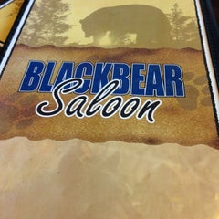 Photo taken at Black Bear Saloon by Jean Y. on 10/11/2012