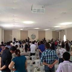 Photo taken at Igreja Mensagem De Paz by Eslon A. on 6/16/2013