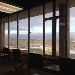 Photo taken at McIntyre Library by Jon H. on 2/19/2013