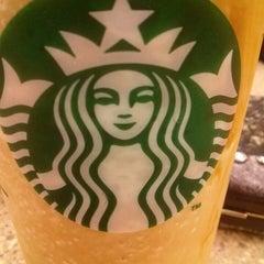Photo taken at Starbucks by Elizabeth K. on 7/23/2013
