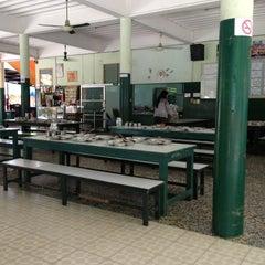 Photo taken at โรงเรียนสอนคนตาบอดพระมหาไถ่พัทยา (Pattaya Redemptorist School for The Blind) by Mahstv on 5/28/2013