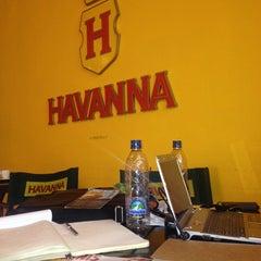 Photo taken at Havanna Café by Rafael R. on 2/7/2014