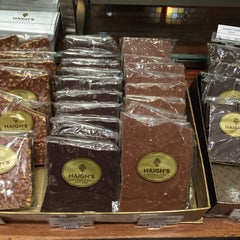 Photo taken at Haigh's Chocolates by Vicky on 7/5/2015