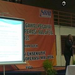 Photo taken at Dewan Gemilang UKM by Norhayati A. on 11/23/2012