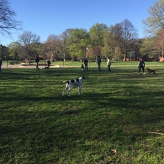 Photo taken at West Park Dog Park by Wes B. on 3/29/2016