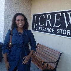 Photo taken at J Crew Factory Clearance Store by Abigail S. on 11/24/2012