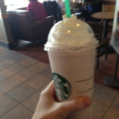 Photo taken at Starbucks by Sara B. on 2/12/2013