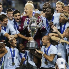 Photo taken at Sporting Park by Sporting Kansas City on 5/28/2013