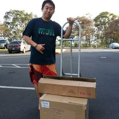 Photo taken at Hawaii Self Storage by VH07V A. on 4/18/2013