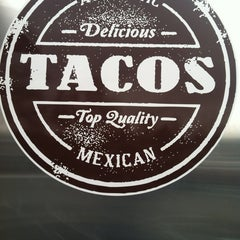 Photo taken at El Mercado Taco Wagon by seth q. on 2/10/2013