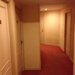 Photo taken at Sunotel Junior Hotel Barcelona by Luis N. on 1/15/2013