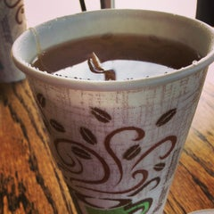 Photo taken at Tribes Coffee House by Jodi J. on 3/16/2015