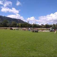 Photo taken at Hacienda Real Tecpan by Alex B. on 10/14/2012