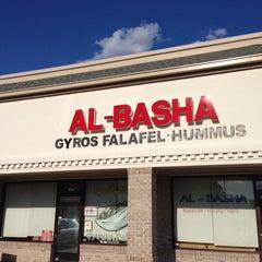 Photo taken at Al Basha Mediterranean Food & Grocery by Tom B. on 8/1/2013