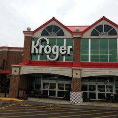 Photo taken at Kroger by Tom B. on 4/29/2013