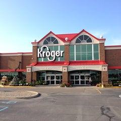 Photo taken at Kroger by Tom B. on 5/29/2013