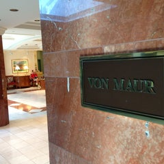 Photo taken at Von Maur by Tom B. on 9/8/2013