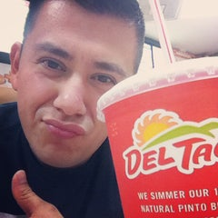 Photo taken at Del Taco by Angel G. on 10/18/2014