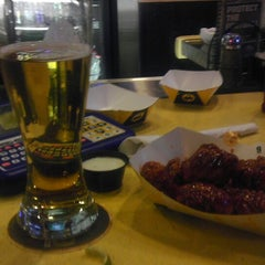 Photo taken at Buffalo Wild Wings by Peter B. on 3/26/2013