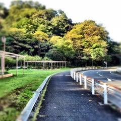Photo taken at 富岡総合公園 by Ken. on 10/7/2012