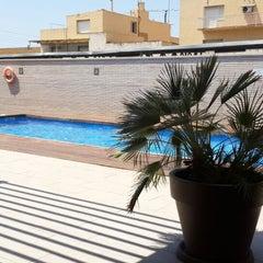 Photo taken at Hotel Tarraco Park Tarragona by Dmitry S. on 7/17/2014