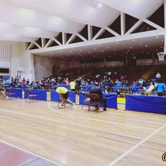 Photo taken at Colegio Santa María Marianistas by Renzo C. on 5/30/2014