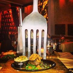 Photo taken at Barton G. The Restaurant by Trisha C. on 6/9/2013