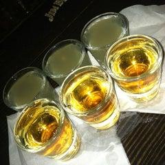 Photo taken at The Whiskey Brooklyn by Elizabeth B. on 10/21/2012