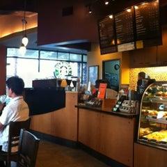 Photo taken at Starbucks (สตาร์บัคส์) by pOmz ♥ a. on 10/23/2012