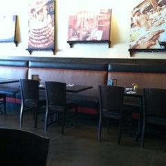 Photo taken at Street Side Thai Kitchen by Ron M. on 7/10/2012